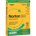 Norton 360 Standard  - Licence 1 an - 1 postes- A télécharger