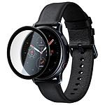 Avizar Film verre trempé Noir pour Samsung Galaxy Watch Active 2 40mm
