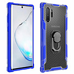 Avizar Coque Bleu Hybride pour Samsung Galaxy Note 10 Plus