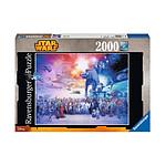 Star Wars - Puzzle Star Wars Universe (2000 pièces)