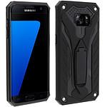 Avizar Coque Noir pour Samsung Galaxy S7 Edge