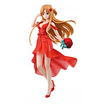 Sword Art Online - Statuette Ichibansho Asuna Party Dress 20 cm
