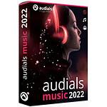 Audials Music 2022 - Licence perpétuelle - 1 poste - A télécharger