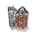 Harry Potter - Puzzle 3D DAC Weasley's Wizard Wheezes & Daily Prophet