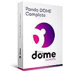 Panda Dome Complete - Licence 1 an - 3 postes - A télécharger