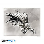 Dc Comics -  Collector Artprint Batman Sketch
