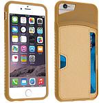 Avizar Coque Dorée pour Apple iPhone 6 , Apple iPhone 6S