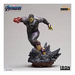 Avengers : Endgame - Statuette BDS Art Scale 1/10 Hulk Deluxe Ver. 22 cm