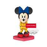Disney - Figurine Best Dressed Q Posket Minnie Mouse Ver. A 10 cm