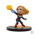 Captain Marvel - Figurine Q-Fig Captain Marvel 9 cm