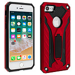 Avizar Coque Rouge Hybride pour Apple iPhone 7 , Apple iPhone 8