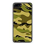 1001 Coques Coque silicone gel Apple IPhone 8 Plus motif Camouflage