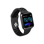 Cellys Montre connectée sport cardio Bluetooth X-Fit Noir