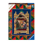 Harry Potter - Puzzle On The Way To Hogwarts (1000 pièces)
