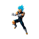 Dragon Ball - Statuette Ichibansho Super Saiyan God Super Saiyan Vegeta 13 cm