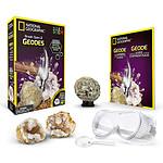 National Geographic kit de decouverte Geode
