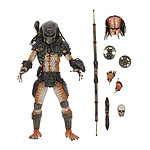 Predator 2 - Figurine Ultimate Stalker  20 cm