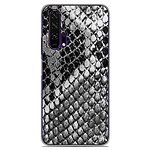 1001 Coques Coque silicone gel Huawei Honor 20 Pro motif Texture Python