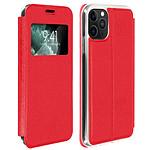 Avizar Etui folio Rouge pour Apple iPhone 11 Pro Max