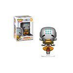 Overwatch - Figurine POP! Zenyatta 9 cm