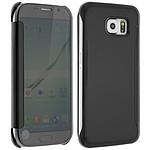Avizar Etui folio Noir pour Samsung Galaxy S6