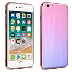 Avizar Coque Rose Collection Aurora pour Apple iPhone 7 , Apple iPhone 8