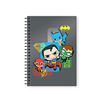 DC Comics - Cahier Justice League Chibi