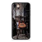 1001 Coques Coque silicone gel Apple iPhone XR motif Guitare