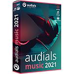 Audials Music 2021 - Licence perpétuelle - 1 poste - A télécharger