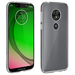 Avizar Coque Transparent pour Motorola Moto G7 Play