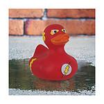 DC Comics - Canard de bain The Flash 8 cm