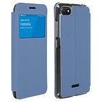 Avizar Etui folio Bleu pour Xiaomi Redmi 6A