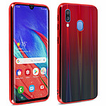 Avizar Coque Rouge pour Samsung Galaxy A40
