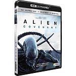 Alien : Covenant [Combo Blu-Ray, Blu-Ray 4K]