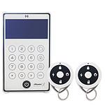 Atlantic'S Pack clavier déporté CD-543R + 2 télécommandes /badges RFID TE-443R