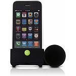 BONE  HORN STAND pour iPhone 3G/3Gs  Noir