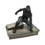 Spider-Man 2018 - Statuette video Game Gallery Spider-Man Noir Exclusive 18 cm