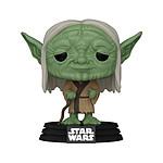 Star Wars Concept - Figurine POP! Yoda 9 cm