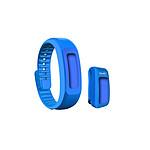 BEWELL CONNECT My Coach tracker bracelet et clip ceinture bleu
