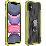 Avizar Coque Jaune Hybride pour Apple iPhone 11