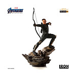 Avengers Endgame - Statuette BDS Art Scale 1/10 Hawkeye 25 cm