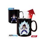 Dragon Ball - Mug Heat Change Vegeta