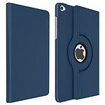 Avizar Etui folio Bleu Nuit pour Apple iPad Air 2 , Apple iPad Pro 9.7