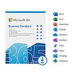 Microsoft 365 Business Standard - Licence 1 an - 1 utilisateur - A télécharger