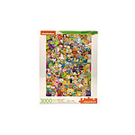 Nickelodeon - Puzzle Cast (3000 pièces)