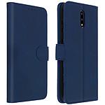 Avizar Etui folio Bleu pour Nokia 2.3