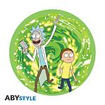 Rick And Morty -  Tapis De Souris Souple Portail