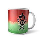 Magic the Gathering - Mug GOR Fractal Gruul