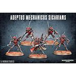 Warhammer 40k - Adeptus Mechanicus Sicarian Infiltrators / Ruststalkers
