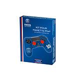 PSG Paris Saint Germain Kit de customisation pour manette PS4 N 10 Bleu